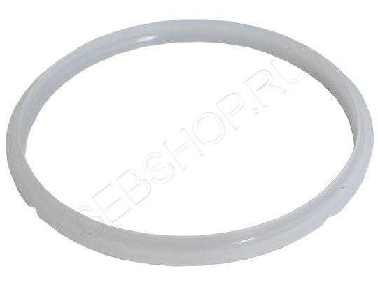 Уплотнительная прокладка крышки мультиварки Мулинекс (MOULINEX) CE500E32, CE501132. Артикул SS-994572