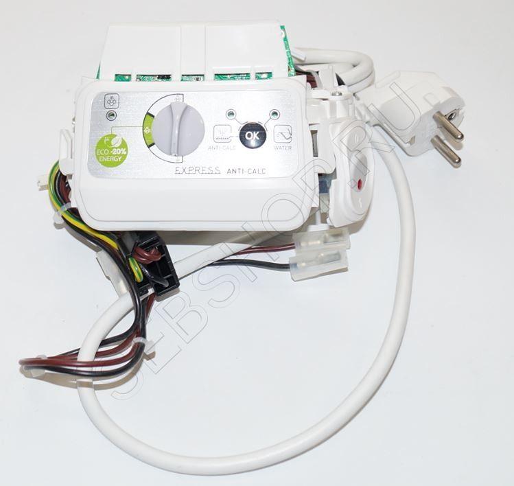 Плата управления парогенератора Тефаль (TEFAL) EXPRESS ANTI-CALC, POWER ZONE. Артикул  CS-00123023